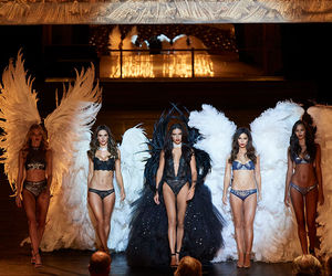 Adriana Lima, angel, and model image