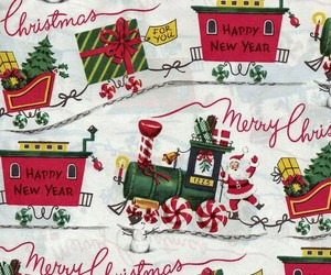 background, gifts, and red image