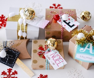 gift and holiday image