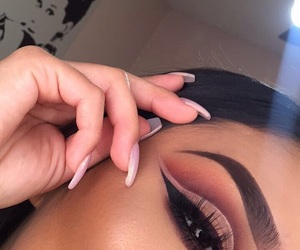 brands, eyebrows, and brows image