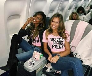 Victoria's Secret, jasmine tookes, and josephine skriver image
