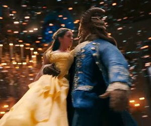 beauty and the beast, belle, and blur image