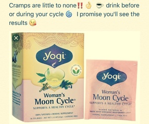 yogi, moon cycle, and girl problems image
