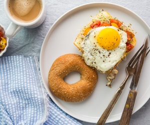 food, breakfast, and eat image
