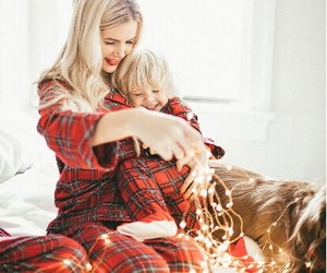 amber fillerup, beauty, and christmas image
