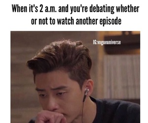 kdrama, funny, and kpop image
