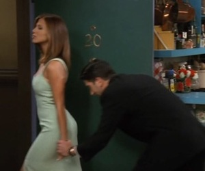 ross and rachel and friends image