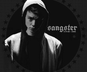 boy, gangster, and Hot image