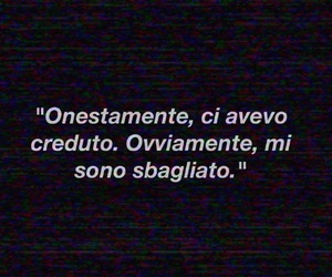 frasi, tumblr, and italiano image