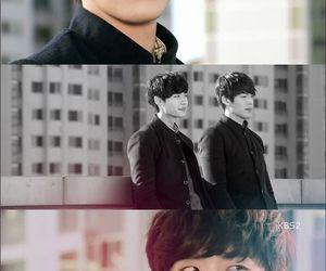 lee jong suk, Korean Drama, and kim woo bin image