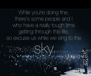 fine, sing, and sky image