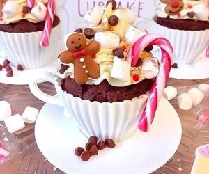 christmas, sweet, and chocolate image
