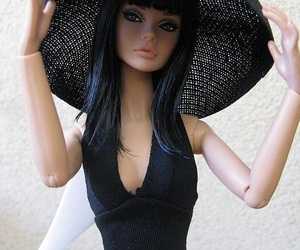 barbie, doll, and girl image