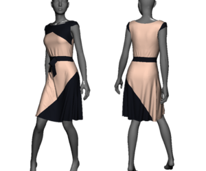 3d, cool, and fashion image
