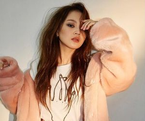 lee hi, kpop, and asian image