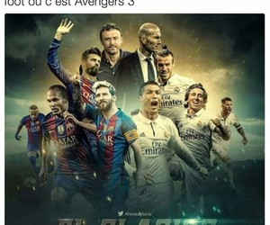 drole, foot, and real madrid image