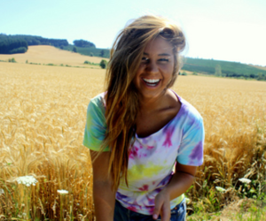 girl, smile, and summer image