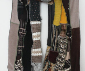 accessories, handmade scarf, and men's scarves men image