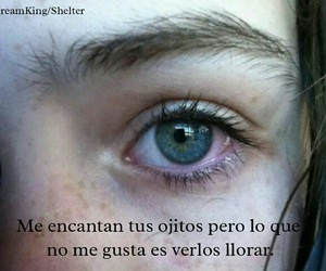 cry, eyes, and frases image