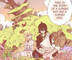 anime, fairy tail, and manga image