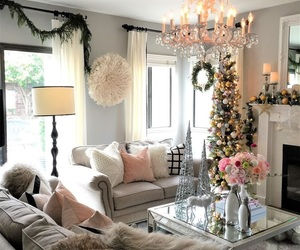 christmas, home, and fashion image
