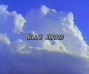 lana del rey, grunge, and blue jeans image