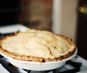 pie, vintage, and food image