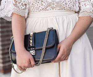 blogger, fashion, and dress image