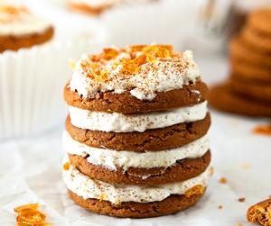 cupcake, dessert, and food image