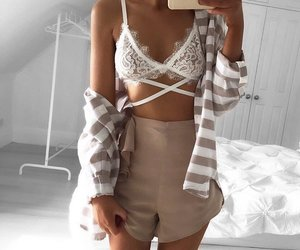 clothes, lace, and outfits image