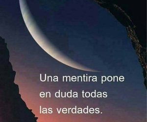 frases, mentiras, and verdades image