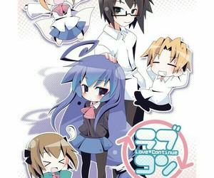 acchi kocchi, anime, and tsumiki miniwa image