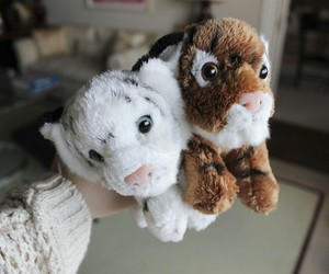 cute, animal, and toys image