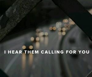 call, Lyrics, and music image