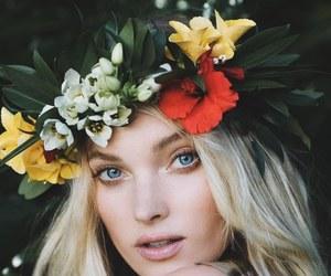 elsa hosk, model, and blonde image