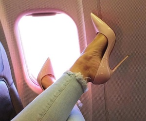 christian louboutin, fashionista, and heels image