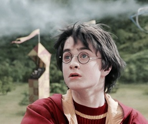 boy, daniel radcliffe, and Harry Potter and the Chamber of Secrets image
