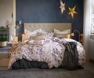 beautiful, bedroom, and christmas image