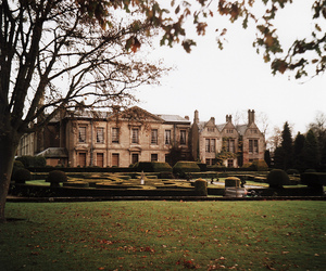 house, mansion, and england image