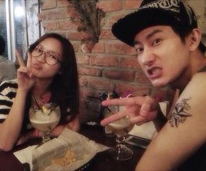 kpop, jia meng, and zhoumi image