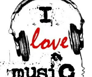 music and i love music image