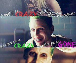 batman, crazy, and damaged image