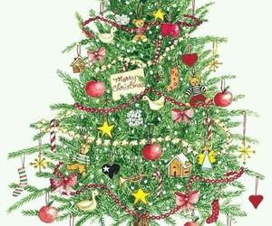 art and christmas image