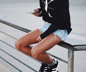 fashion, style, and Calvin Klein image