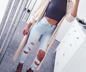 fashion, cute, and jeans image