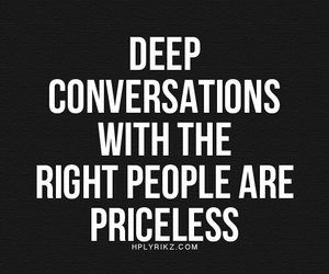 conversation, people, and quote image