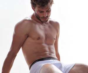 body, CK, and christian grey image