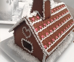 cozy, gingerbread, and winter image