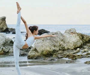 dance, dancer, and fit image