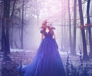 beautiful, платье, and жизнь image